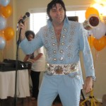 Elvis was in the house!